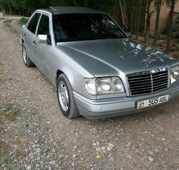 Mercedes-Benz в Кыргызстан: Mercedes-Benz E-класс AMG 2 л. 1995 | 180000 км