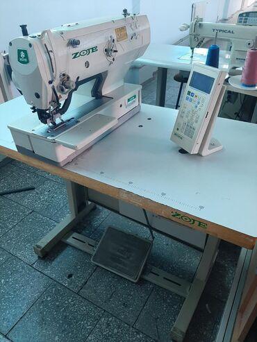 оборудование в Кыргызстан: Продаю б/у недорого в связи с продажей бизнеса швейное