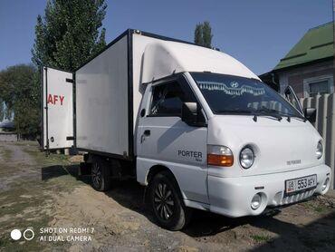 Hyundai - Кыргызстан: Hyundai Портер 2.5 л. 2007