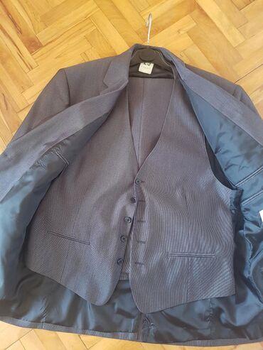 Sako i pantalone - Srbija: Sako,pantalone i prslik,novo,extra kvalitet