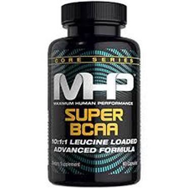 MHP Super BCAA Super BCAA содержит 1000 мг аминокислот с разветвленной
