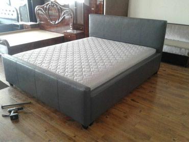Кровать 2*1,60 с механизмом и матрасом в Бишкек