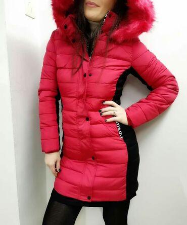Zimske jakne model - Srbija: Zimska jaknaTopla, prelep modelVelicine S do XxlModel je malo