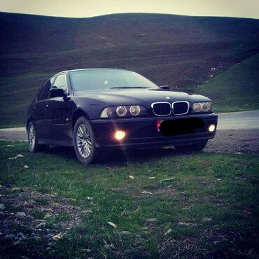 BMW 520 2.2 л. 2003