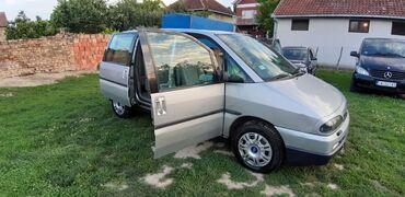 Vozila - Indija: Fiat Ulysse 1.9 l. 2002 | 270000 km