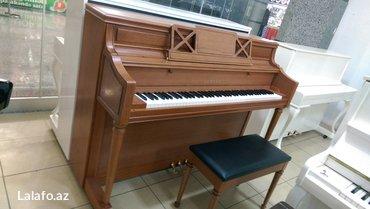 """Bakı şəhərində Pianino """"Yamaha"""" - Meşhur yapon brendi """"Yamaha""""markalı 3 pedallı"""