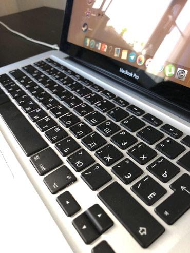 Apple в Кыргызстан: Macbook Pro i7 2011  Отличный аппарат  Можно windows  установить как
