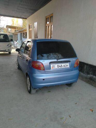 daewoo matiz запчасти в Кыргызстан: Daewoo Matiz 0.8 л. 2007 | 177000 км