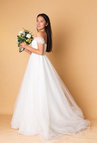 Продаю свадебное платье размер 44