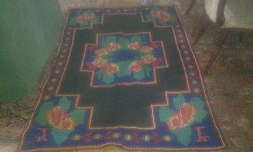 Kuća i bašta | Backa Palanka: Tepih rucno tkanje na razboju cista vuna dinenzije 185×145 jako lep