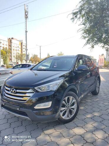 Hyundai Santa Fe 2.2 л. 2014