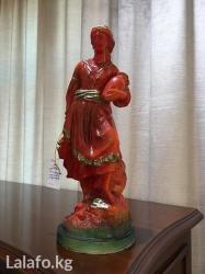 Скульптура-Девушка интерьерная из в Бишкек