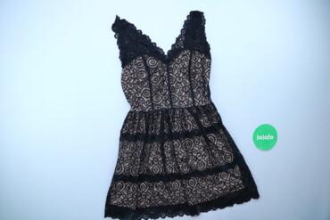 Жіноча мереживна сукня A'gaci, р. XS    Довжина: 73 см Напівобхват гру