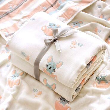 В НАЛИЧИИ __________________________   6-ти слойное муслиновое одеял
