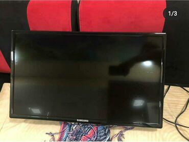 Samsung televizor.66 ekran.Smart deyil.Ustada olmayib Yaxsi
