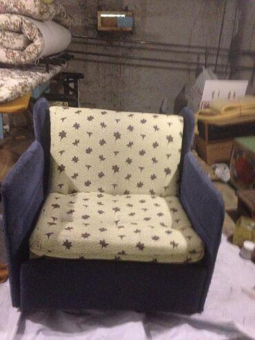продам кресло кровать in Кыргызстан | ДИВАНЫ: Продаю мебель 2 кресла - кровати. ТурецкиеЦена договорная. 1е, 2е фото