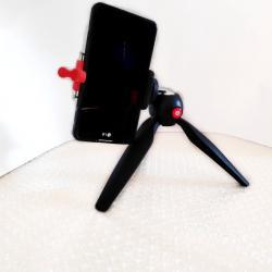 Telefone - Srbija: Držač-postolje za mobilni telefon-fotoaparat-kameru-S 1- Držač za