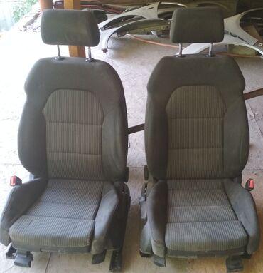 Продаю сиденья на Ауди А4 2007 года передние.Только пара!