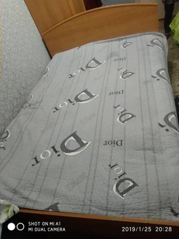 Продается спальная кровать 1.40×2.00 в Бишкек