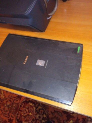 продается рабочий принтер также сканер цена договорная  в Бишкек