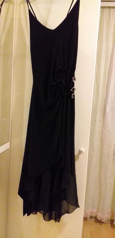 Ženska odeća | Borca: Prodajem haljinu Extraaa elegantna u kombinaciji til sa materijalom