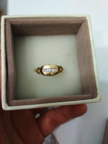 Кольцо с бриллиантами, италия 750 проба, в Бишкек