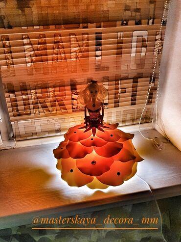 объявления о работе бишкек в Кыргызстан: Светильник ночник Кукла) ручная работа!Также смотрите мои другие