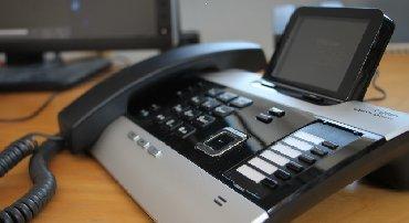 besprovodnoi telefon gigaset в Азербайджан: Gigaset DX800aMalin kodu--INДемонстрационный товар, на устройстве еле