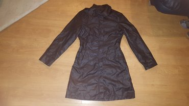 Crni mantil vel. L - Novo - Prokuplje