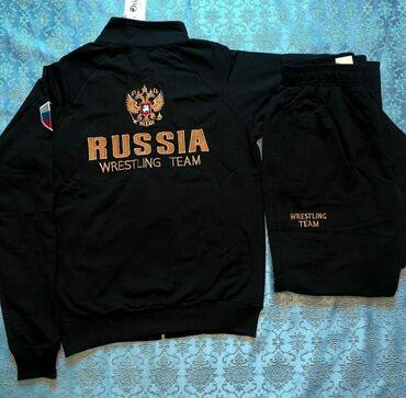 nike team hustle d7 в Кыргызстан: Спортивный костюм Wrestling Team  Двойка Материал: ХБ Размер 46-48