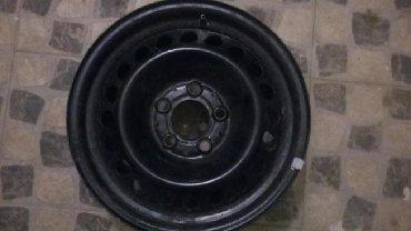 диски на 15 4 на 100 в Азербайджан: Zavod disk 15-lik, mercedes ucun,made in germany, ela