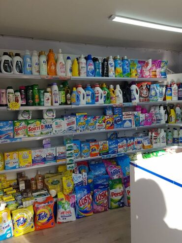 Продаётся готовый действующий бизнес магазин мыломоечной продукции в 6