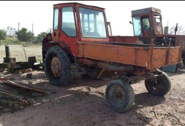 Bakı şəhərində T16 Traktoru Aliram. İşlək olmasada olar. Zapças kimidə olar...