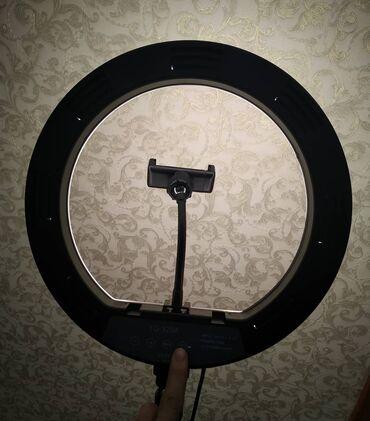 Декор для дома - Бишкек: Кольцевая лампа. Есть разных размеров и разных моделей26 см, 33 см, 45