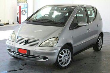 Mercedes-Benz в Кыргызстан: Mercedes-Benz A-class 1.9 л. 2002 | 215000 км