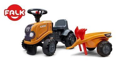 🥰NAJNOVIJI MODEL FALK CASE Cena 6000 din 2 para nalepnica Traktor