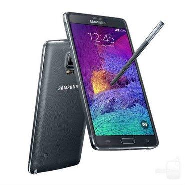 Samsung note 4 самсунг нот 4. в идеальном состоянии, полный комплект,  в Бишкек