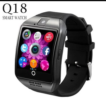 Smart watch q18 pametan sat sim-kamera, model za 2018 godinu novo u or - Beograd