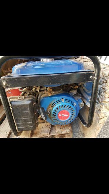 Продаю генератор бензиновый хорошем состоянии