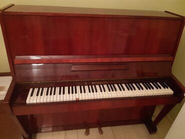 Musiqi alətləri - Ağcabədi: Piano və fortepianolar