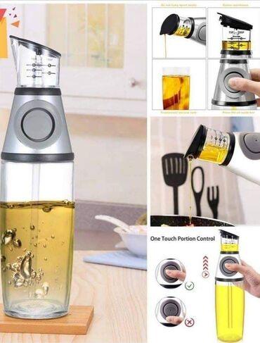 Dozer za ulje i sirćeSamo stisni e pumpicu nekoliko puta i izmerite