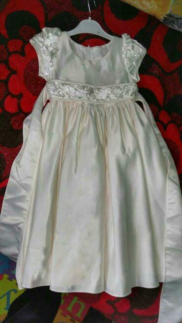 Продаю платье на 3-4 года, очень красивое и нарядное (фото не передаёт
