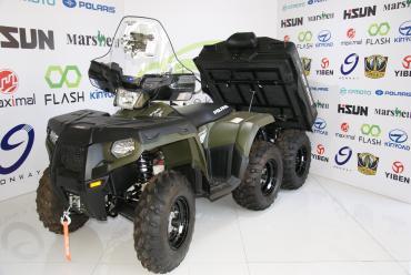 Digər nəqliyyat Bakıda: ATV (Kvadrosikl) Sportsman 6x6 800 EFİ PolarisPolaris SPORTSMAN 800