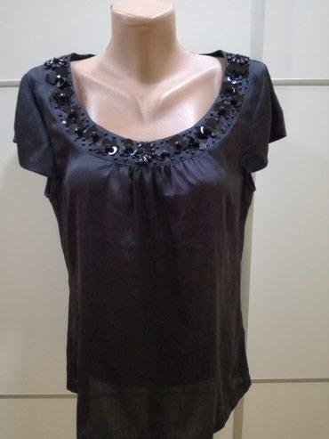 Ženska obuća | Bajina Basta: Crna bluza HM velicina 40. Kao nova