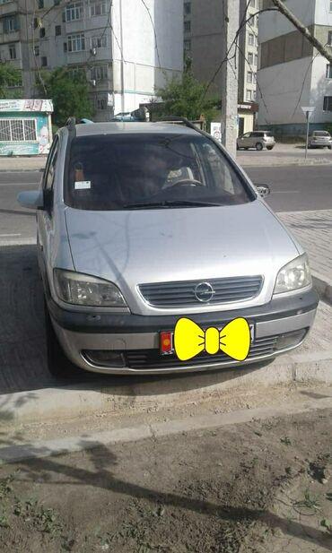 Автомобили в Бишкек: Opel Zafira 1.8 л. 2002