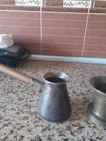 Qəhvə dəmləyiciləri Azərbaycanda: Kofe demləyen.hundurluyu 10 sm.misdir.qedimidir