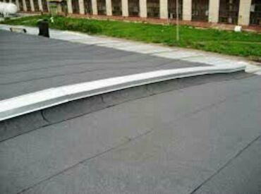 Ремонт крыш ремонт кровли качественными рулонными материалами