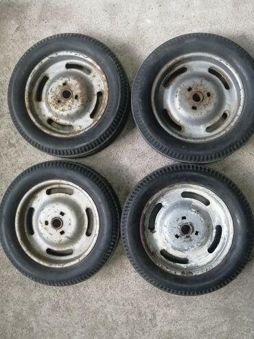 дом на колесах цена бишкек в Кыргызстан: Продаю колеса ссср на тележку и не только, диаметр 215 мм, диаметр