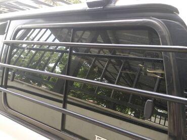 Toyota Land Cruiser 80 стекло заднее левое сдвижное кузовное, Тойота