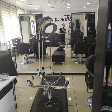 Аренда коммерческой недвижимости в Кыргызстан: Сдаю салон красоты в районе Вефа центра по первой линии, в салоне все